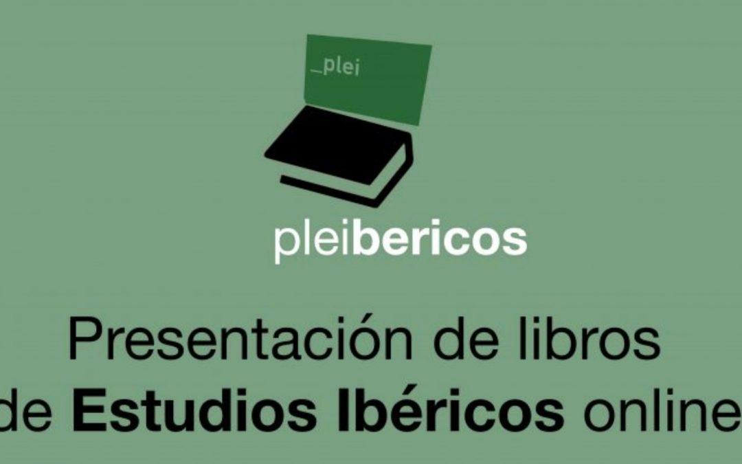 Pleibéricos – Presentaciones de libros de Estudios Ibéricos online