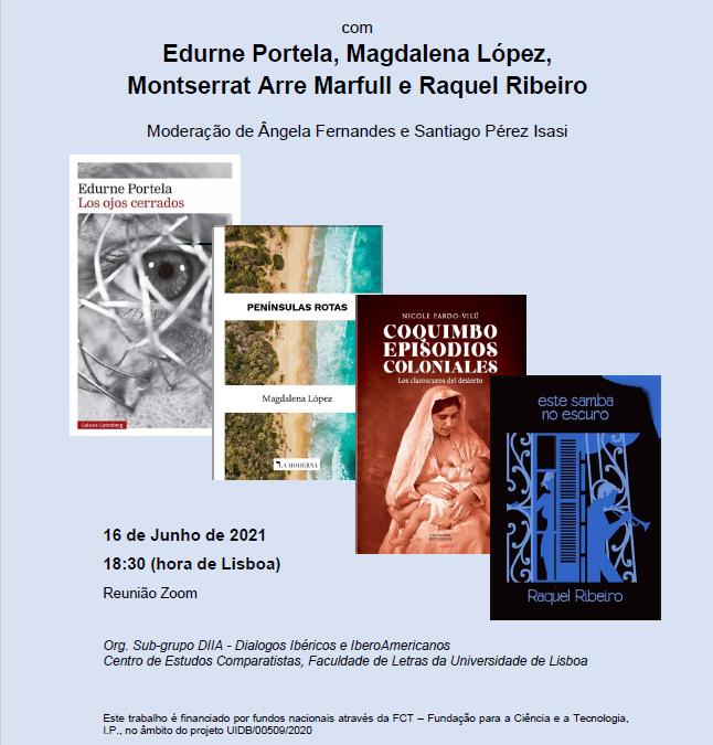 """Mesa redonda """"Entre la investigación histórica y la creación literaria en el mundo hispánico"""""""